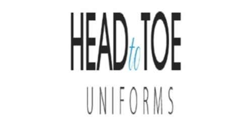 Head To Toe Uniforms coupon