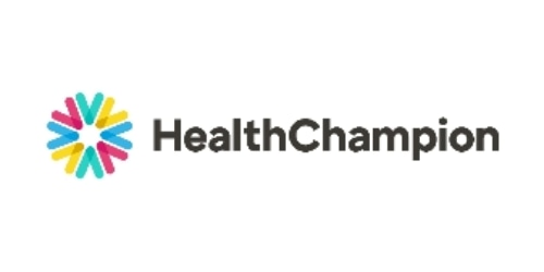 HealthChampion coupon