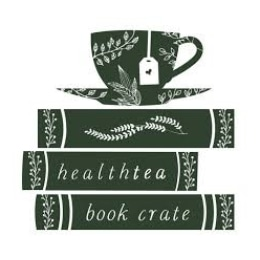 HealthTea Book Crate