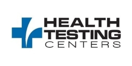 Health Testing Centers coupon