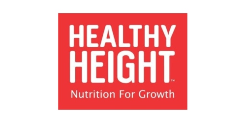 Healthy Height coupon