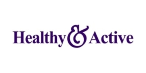 Healthyandactive.com coupon