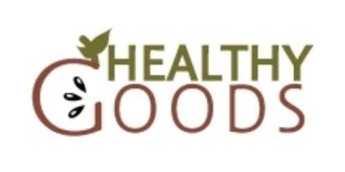 Healthy Goods coupon