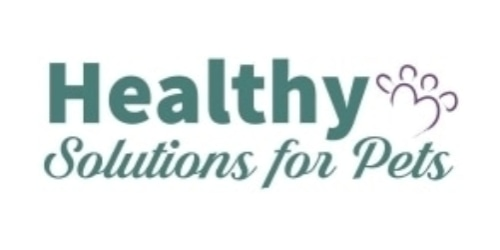 Healthy Solutions for Pets coupon
