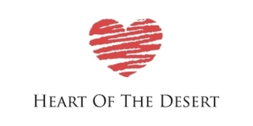 Heart Of The Desert coupon