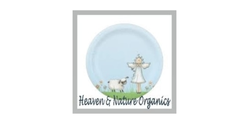 Heaven & Nature Organics coupon