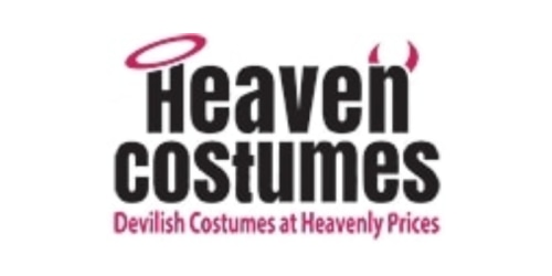 Heaven Costumes coupon