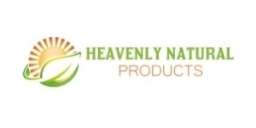 Heavenly Natural Products coupon