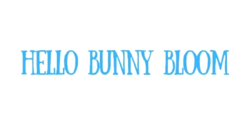Hello Bunny Bloom coupon