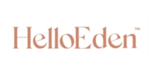 HelloEden coupon