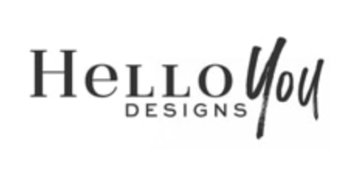 Hello You Designs coupon