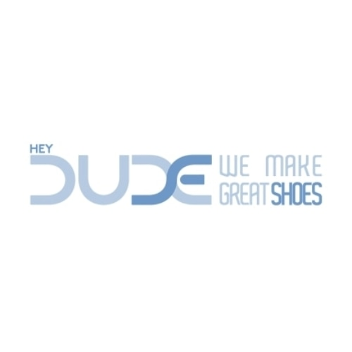 Hey Dude Shoes Promo Codes | 10% Off in