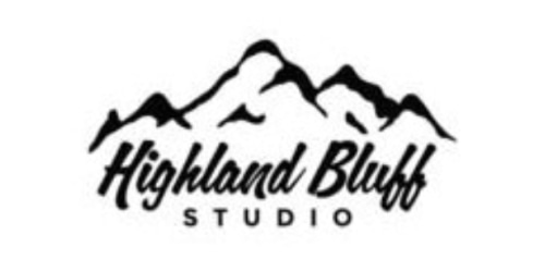 Highland Bluff Studio coupon
