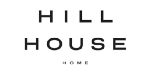 Hill House Home coupon