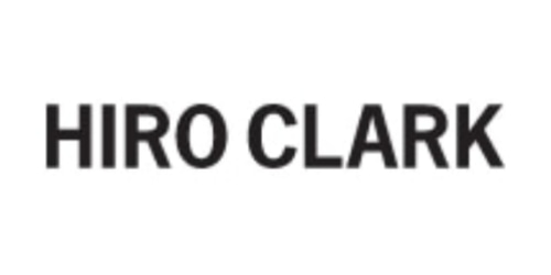 Hiro Clark coupon