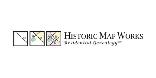 Historic Map Works coupons