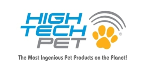 High Tech Pet coupon