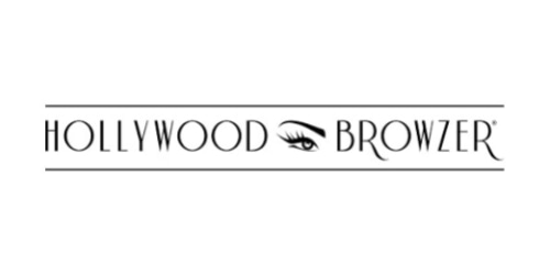 Hollywood Browzer coupon