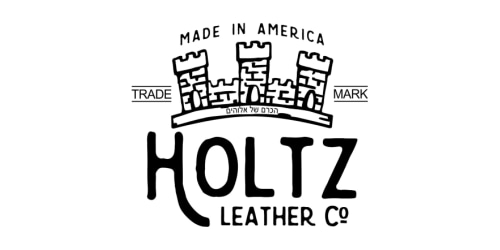 Holtz Leather Co. coupon