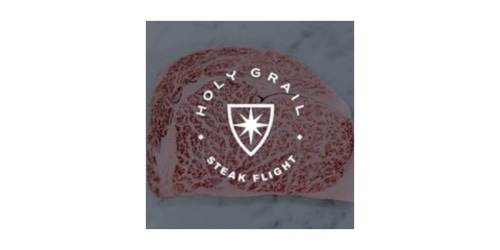 Holy Grail Steak coupon