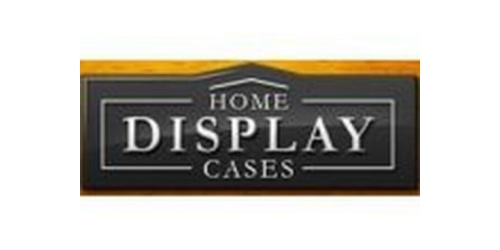 Home Display Cases coupon
