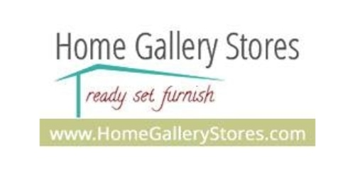 Home Gallery Stores coupon