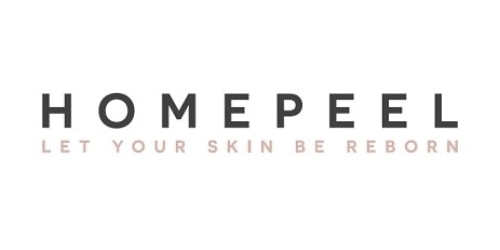 Homepeel coupon