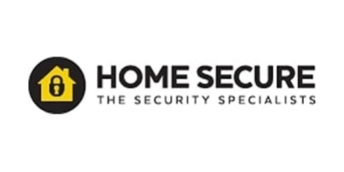 Home Secure coupon