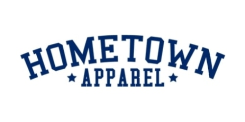 Hometown Apparel coupon