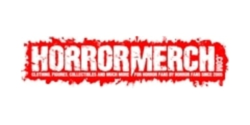 HorrorMerch coupon