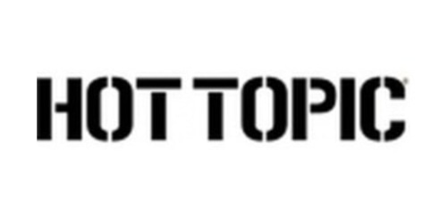 Hot Topic coupon