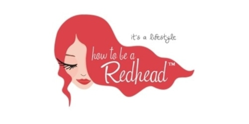 How To Be A Redhead coupon