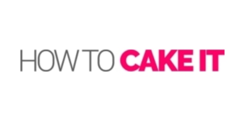 How To Cake It coupon