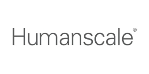 Humanscale coupon