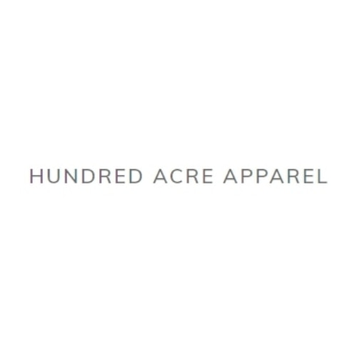 Hundred Acre Apparel