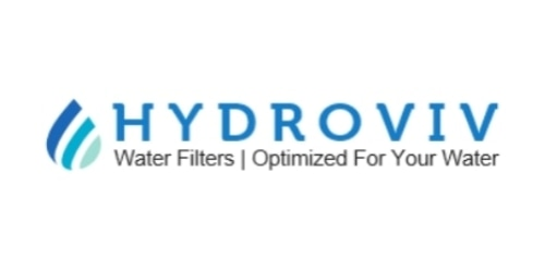 Discount Filters Promo Code >> 50 Off Hydroviv Water Filters Promo Code Save 100 Jan