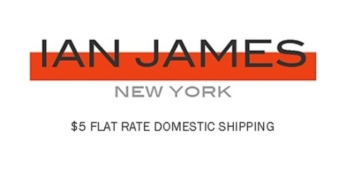 Ian James coupon