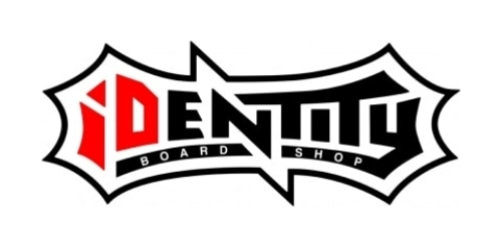 Identity Boardshop coupon