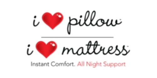 I Love Pillow coupon
