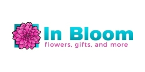 In Bloom Flowers coupon