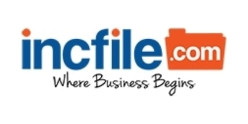 Incfile.com coupon