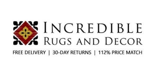 Incredible Rugs and Decor coupon