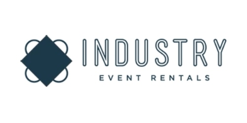 Industry Event Rentals coupon