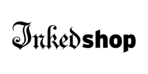 Inked Shop coupon