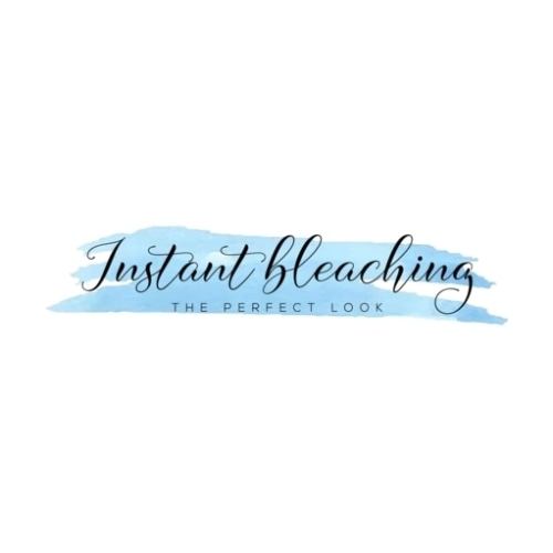 Instant Bleaching