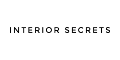 Interior Secrets coupon