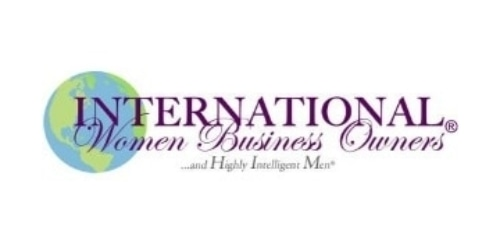 International Women Business Owners coupon