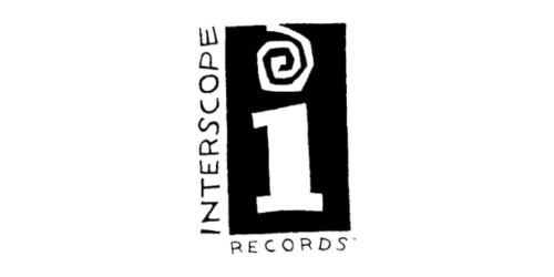 Interscope Records coupon