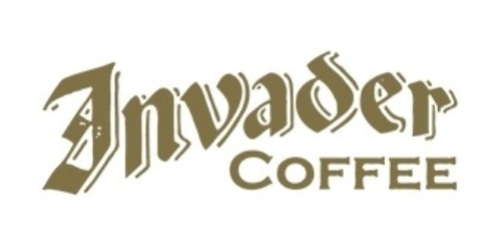 Invader Coffee coupon