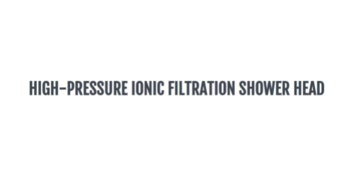 High-Pressure Ionic Filtration coupon